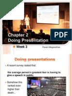 Doing Presentations Pavani Week 3
