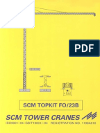 179134494 Tower Crane Footing Structural Design For All