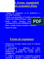 Tema 4. Formele Organizari Act.econ.