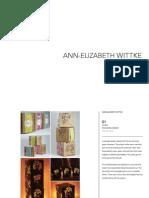 Ann-Elizabeth Wittke's portfolio