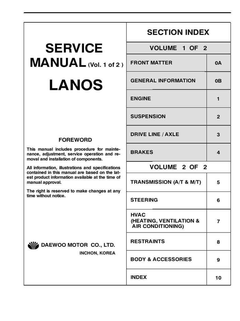 Daewoo Lanos Fuse Box Diagram Wiring Schematic 2000 Nubira Colorful Ornament Electrical And 1999 350 Vortec Ignition