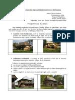 Potențialul turistic etnocultural și manifestările etnofolclorice din România