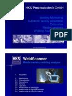 Weldscanner Presentation Engl