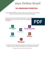 Upgrade Da Armadura Principal