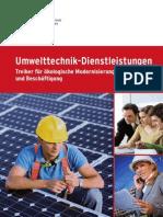 BMU - Umwelttechnik Und Dienstleistungen - November 2009 03