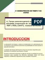 ADMINISTRACION DE PROYECTOS.ppt