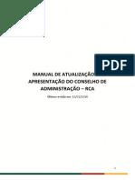 Manual Apresentação RCA