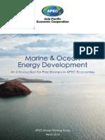 Www.egnret.ewg.Apec.org 2013_ewg_marine-Energy