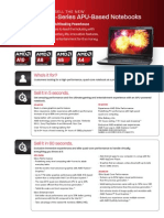 AMD CPU Details