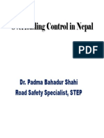 Overloading Control in Nepal