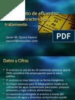 Arsénico - Química y tratamiento