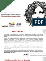 Violencia de Genero Ecuador Encuesta Nacional