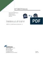 Manual Xb Oemrfmodules 802.15.4