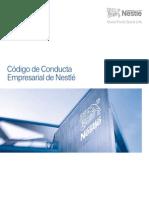 Codigo Conducta Empresarial Nestle