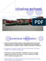 whole school and classroom inclusion