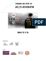 Regulamento do Torneio de FIFA 14 Março Jovem'14
