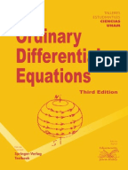 Morris Tenenbaum, Harry Pollard Ordinary Differential ...