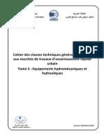 CCTG AssLiquide - Tome 5 - Equipements Version 3 (Octobre 2010)