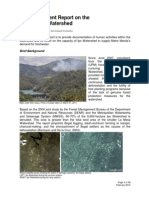 2014-02-14 An Independent Report on the State of Ipo Watershed