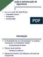 Aula 01 - Conceituação e Estruturação de Algoritmos-1