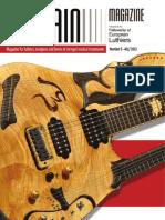 Sustain Magazine Issue #5 - 4 Quarter 2013