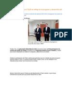 13-02-2014 Puebla Noticias - La labor que realiza el TSJP se refleja en el progreso y desarrollo del estado, RMV.pdf