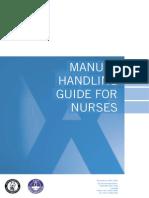 Manual Handling Guide for Nurses 4799