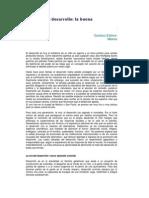 Gustavo Esteva, Más allá del desarrollo...
