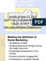 balbir pasha case study