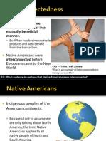 WebNotes - 2014 - Native American Interconnectedness