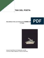 Recorrido poetico de Tomás Salvador