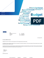 Budget Highlights 2014