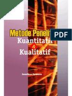 5.Metode Penelittian Kuantitatif Dan Kualitatif
