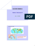Accion Sismica - PPT Clase 2008
