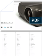 Christie Dsp 650 User Manual