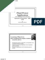 Fluid Power Application - 006b Air to Hydraulic