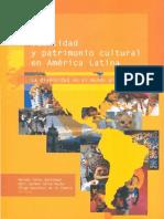 Identidad y Patrimonio Cultural