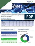 Fact Sheet 4T13