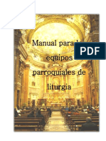 Texto Final Manual de Liturgia Parroquial