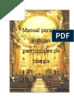 Texto Final Manual de Liturgia Parroquial