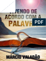 Pr. Márcio Valadão - Vivendo de acordo com a Palavra (ebook_107)