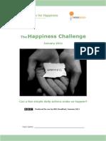 Happiness Challenge Final