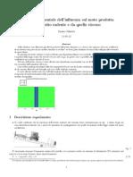 relazione 6 lab. meccanica
