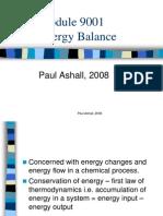 Energy Balance