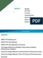 1-12 Two Stage OTA Test Method CMCC Semina_agilent