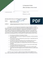 DAG Memo - Guidance Regarding Marijuana Related Financial Crimes