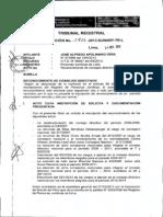 Resolución SUNARP contra ScoutsPeru