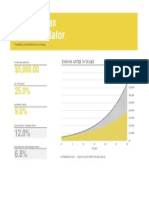 Deferred Tax Rate Calculator1