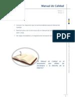 Formato de Manual de Calidad