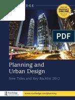 Planning 2012 Uk
